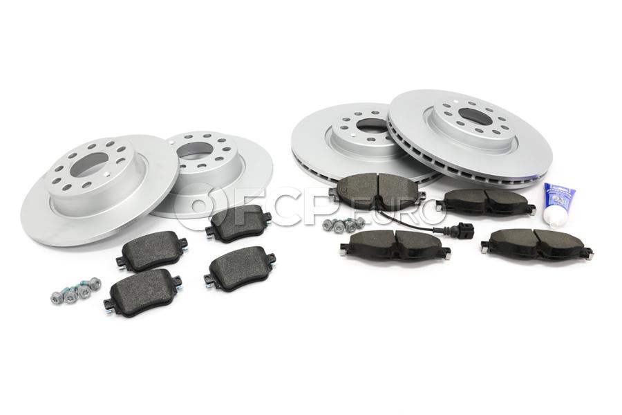 VW Brake Kit - Pagid KIT-534856KT9