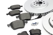 Audi VW Brake Kit - ATE KIT-536228KT85