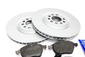 Audi VW Brake Kit - ATE KIT-536228KT88
