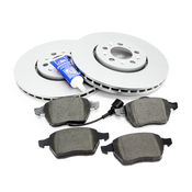 VW Brake Kit - Pagid KIT-536230KT86