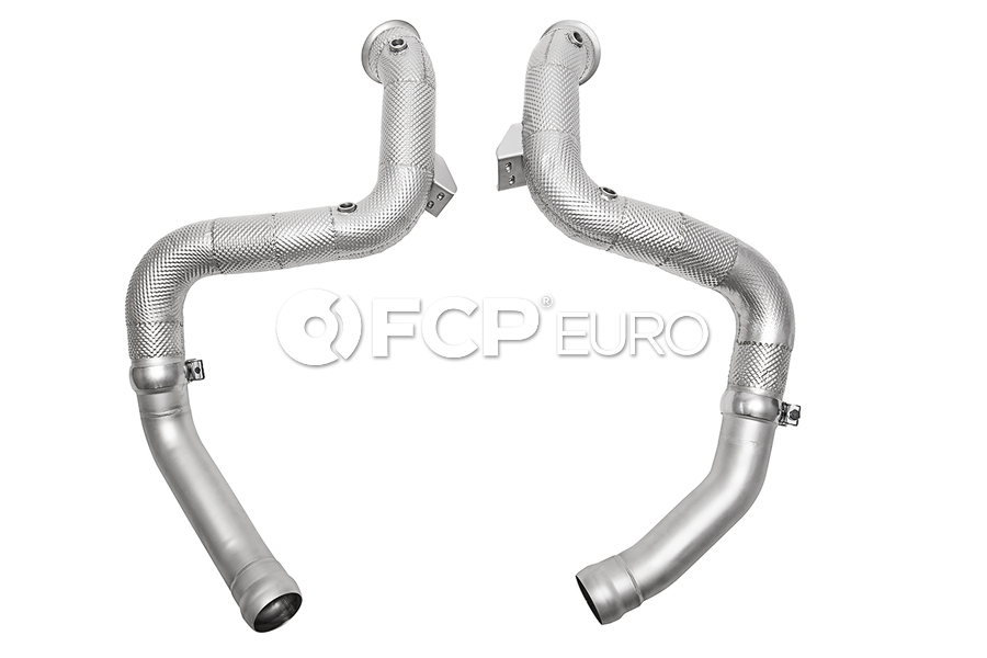 Mercedes Competition Downpipes - Soul Performance Products MER.C63.CBP