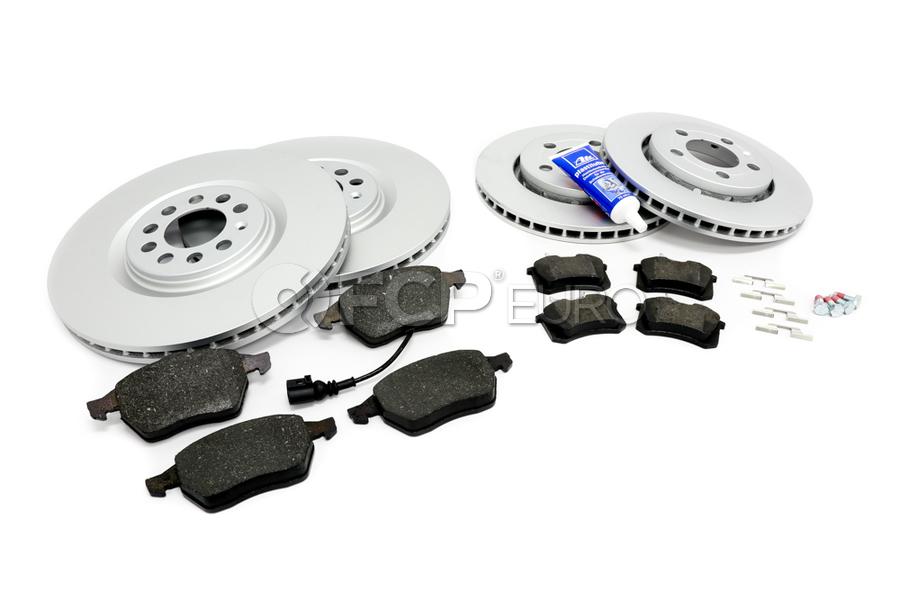 Audi VW Brake Kit - ATE KIT-536228KT86
