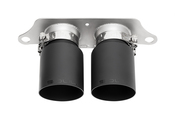 Porsche Bolt-On Exhaust Tips - Soul Performance Products POR.991GT3.SWT4B