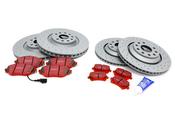 Audi VW Brake Kit - Zimmerman Sport KIT-528841KT18
