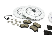 Audi Brake Kit - VNE 8201KT2