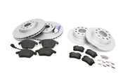 VW Brake Kit - ATE KIT-5Q0615301FKT12