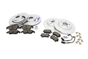 Audi Brake Kit - ATE/Textar 8R0615301FKT3