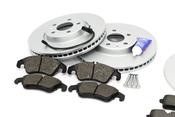 Audi Brake Kit - ATE/Textar 8R0615301FKT3