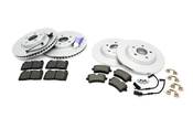 Audi Brake Kit - ATE/Textar 8R0615301FKT6