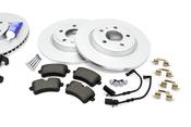 Audi VW Brake Kit - ATE/Textar SP30221KT2