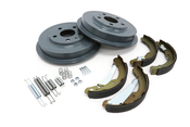 VW Brake Kit - Jurid KIT-5C0698545KT2