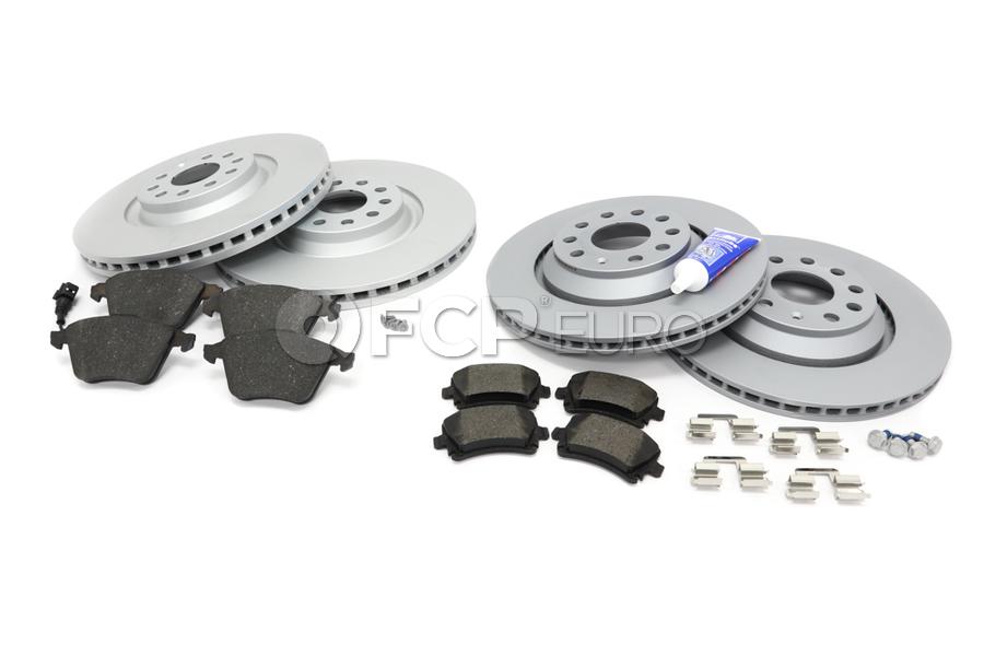 VW Brake Kit - ATE KIT-1K0615301MKT21