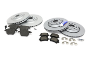 VW Brake Kit - ATE KIT-1K0615301MKT21