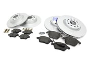 Audi VW Brake Kit - ATE KIT-1K0615601AAKT36