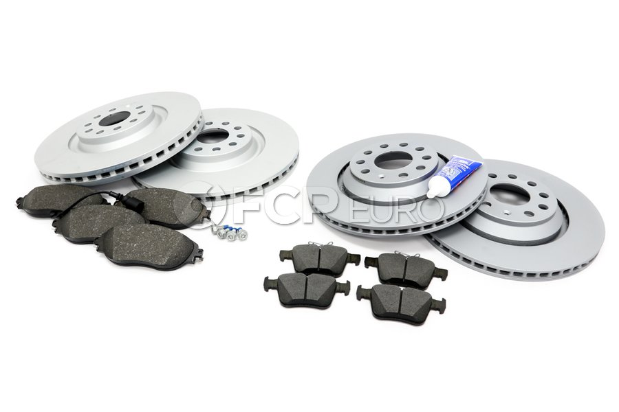 Audi VW Brake Kit - ATE KIT-528841KT2