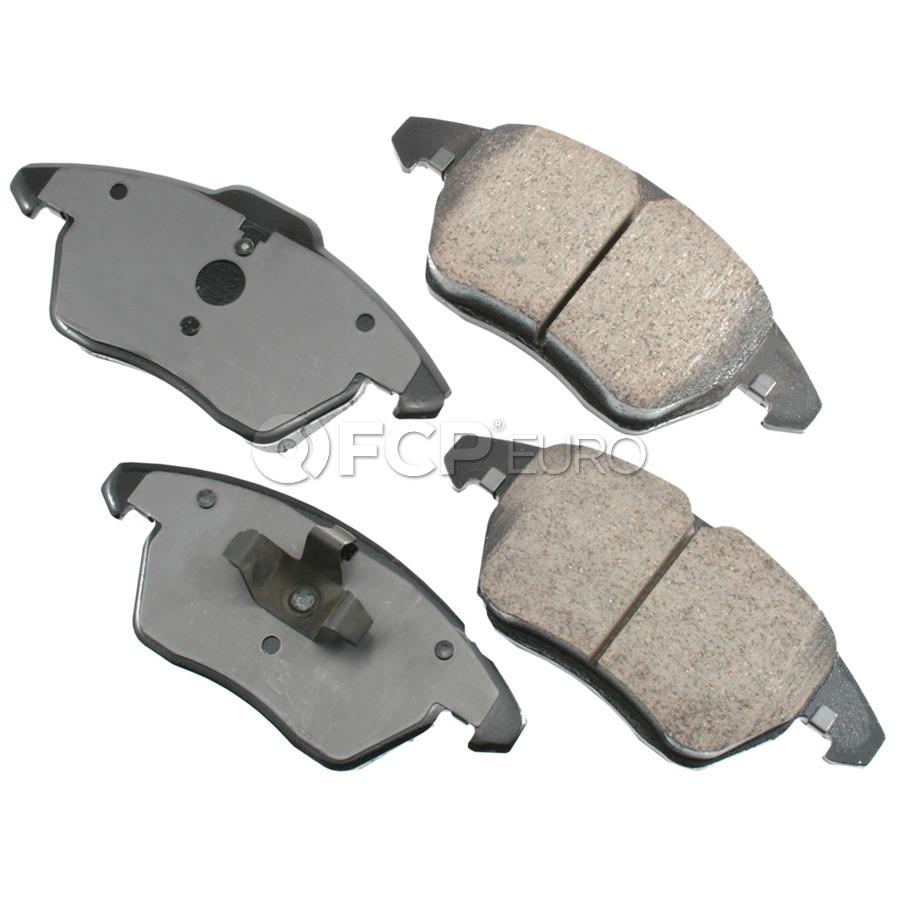 VW Brake Pad Set - ATE 5C0698151A