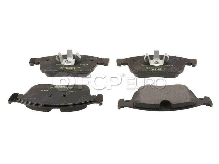 Volvo Brake Pad Set - Textar 2238601