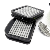 Mercedes Blower Motor Replacement Kit - Behr 2108206842