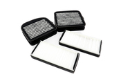 Mercedes Cabin Filter Replacement Kit - Mann 210830