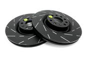 VW Brake Disc Set - EBC Brakes 1K0615301M