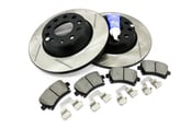 Audi VW Brake Kit - StopTech KIT-1K0615601ADKT62
