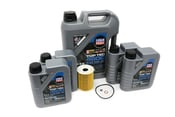 Mercedes Diesel Oil Change Kit 5W-30 - Liqui Moly 6421800009