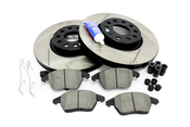 Audi VW Brake Kit - StopTech KIT-12633098SKT122