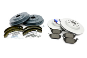 VW Brake Kit - Pagid KIT-1K0615301ACKT6