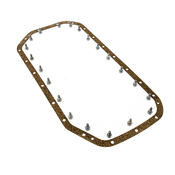 BMW Oil Pan Gasket Kit - Corteco 83408677KT