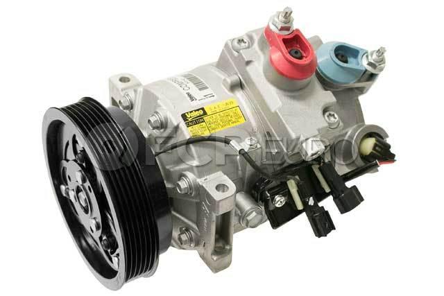 Volvo A/C Compressor - Valeo 36051068