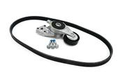 VW Accessory Drive Belt Kit - Contitech KIT-06A260849CKT1