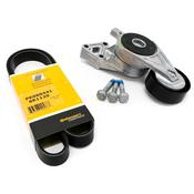 VW Accessory Drive Belt Kit - Continental KIT-06A260849CKT4