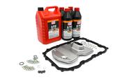 Porsche Auto Trans Service Kit - Liqui Moly/Meyle 9PATRANSKT