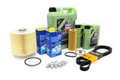 Audi Maintenance Service Kit - Liqui Moly 06E115562AKT13