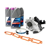 VW Thermostat / Water Pump Kit - INA KIT-MQBTHERMOKT1