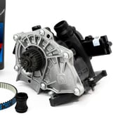 VW Thermostat / Water Pump Kit - INA KIT-MQBTHERMOKT1