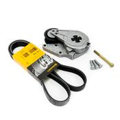 VW Drive Belt Kit - Contitech KIT-021145933CKT1