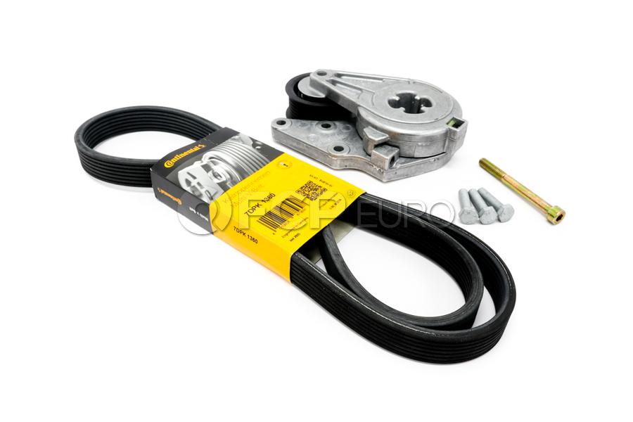 VW Drive Belt Kit - Continental KIT-021145933HKT1