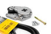 VW Drive Belt Kit - Contitech KIT-021145933HKT1