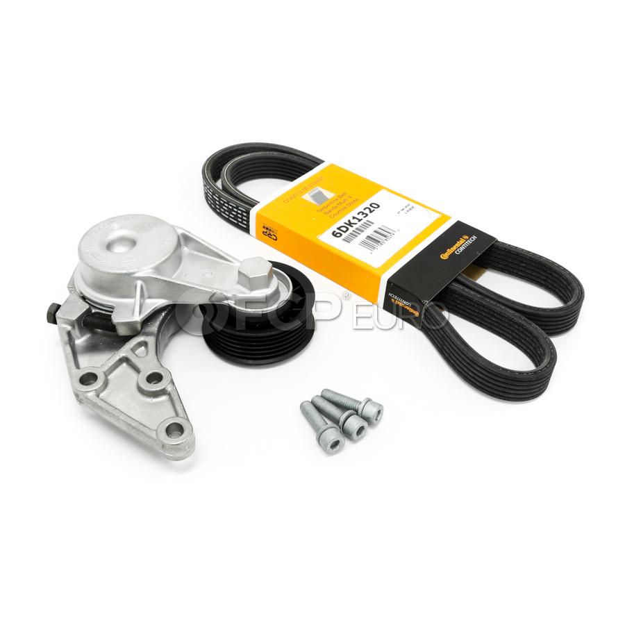 VW Accessory Belt Kit - Genuine VW KIT-022145299DKT2