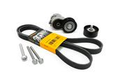 VW Drive Belt Kit - Contitech KIT-022145933APKT2