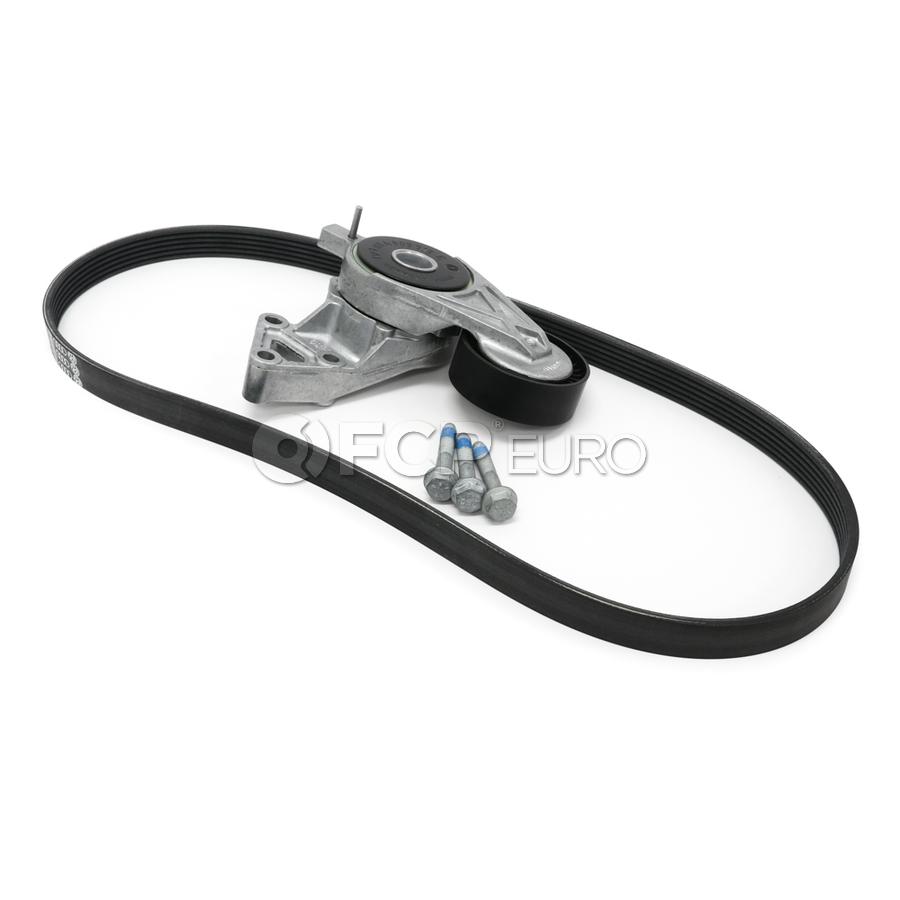 VW Accessory Drive Belt Kit - Genuine VW KIT-06A260849CKT3