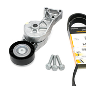 VW Drive Belt Kit - Continental KIT-06A260849CKT6