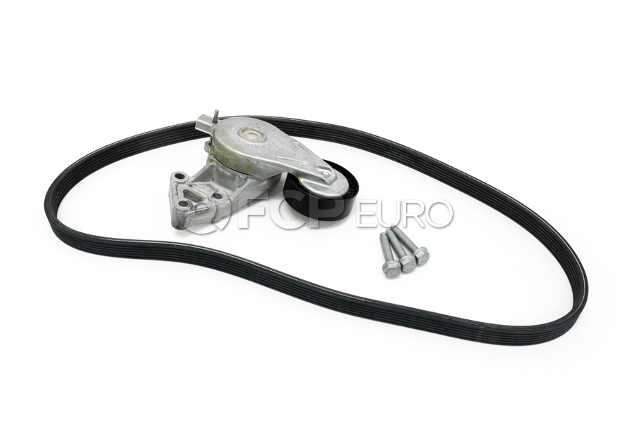 VW Drive Belt Kit - Genuine VW KIT-06A260849CKT8