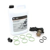 Audi Thermostat Kit - MotoRad 06E121111ALKT2