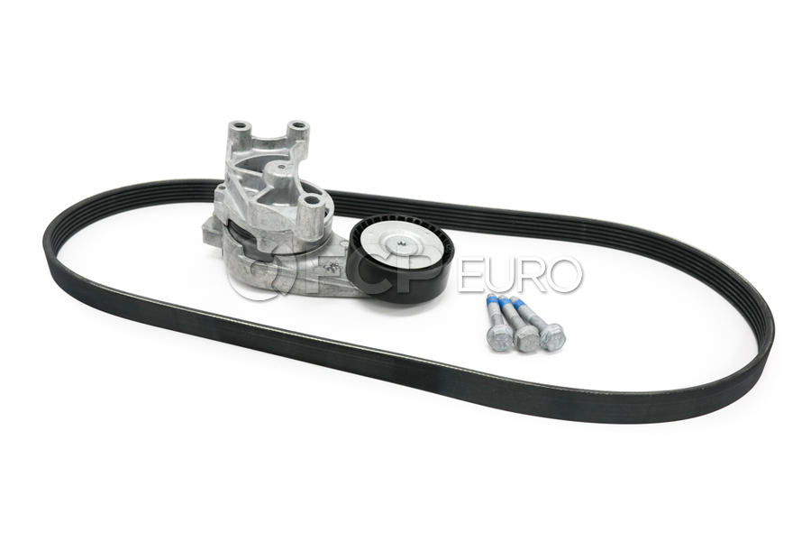 VW Drive Belt Kit - Continental KIT-06H903137KT1
