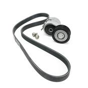 VW Drive Belt Kit - Contitech KIT-06J260849FKT1