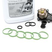 Audi Thermostat Kit - Rein 06E121111ALKT