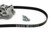 VW Drive Belt Kit - Genuine VW KIT-06F260849LKT2