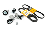 VW Drive Belt Kit - Contitech KIT-07K145933GKT1